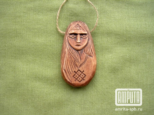 Амулет велес из дерева своими руками