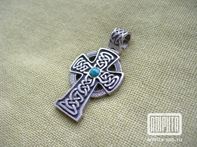 Артикул p0034 p0034 кельтский крест